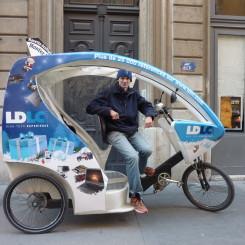 Cyclotaxi Lyon